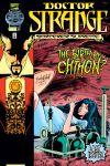 Cover for DOCTOR STRANGE, SORCERER SUPREME 90
