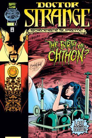 Doctor Strange, Sorcerer Supreme #90