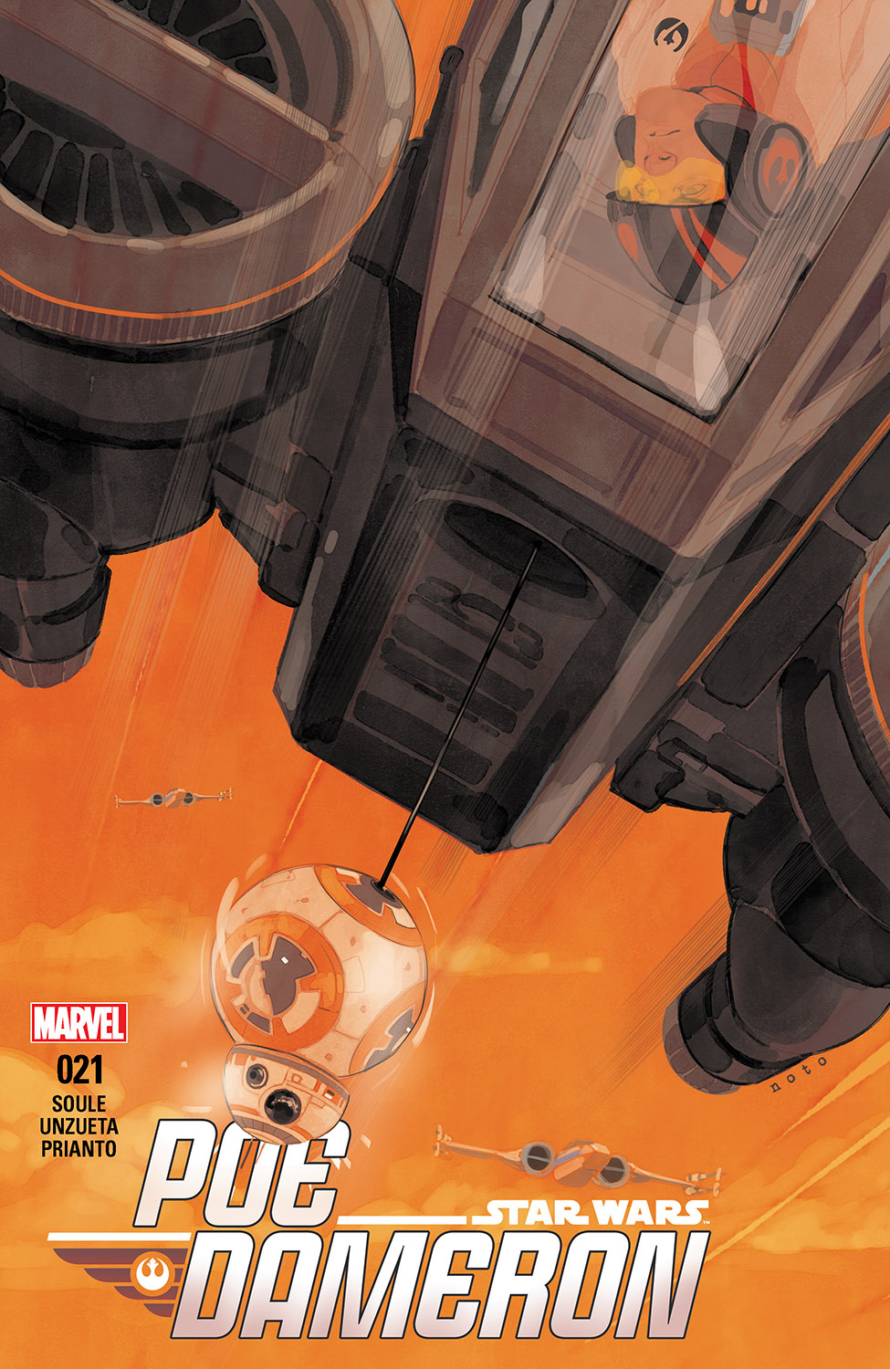 Star Wars: Poe Dameron (2016) #21