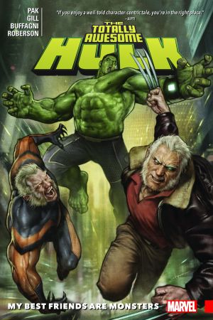 The Totally Awesome Hulk Vol. 4: My Best Friends Are Monsters (Trade Paperback)