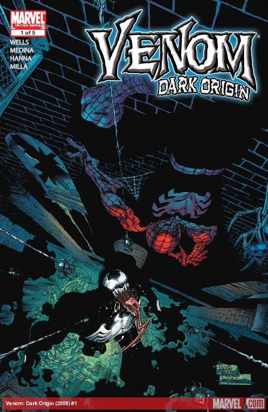 Venom: Dark Origin (2008) #1
