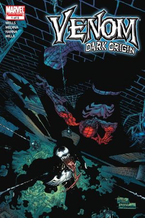 Venom: Dark Origin #1