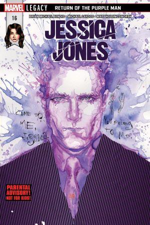 Jessica Jones (2016) #16