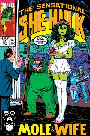 Sensational She-Hulk (1989) #33