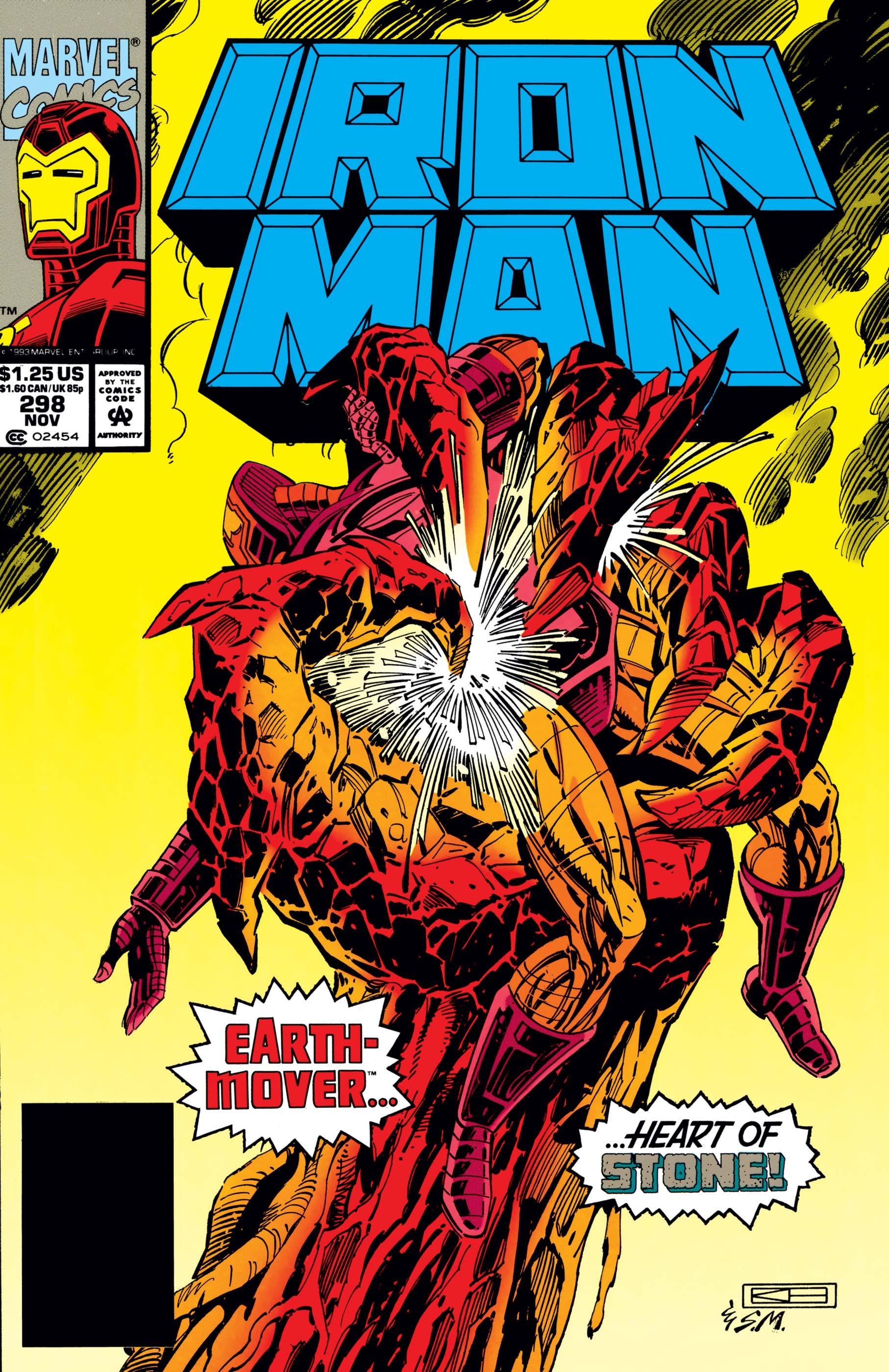 Iron Man (1968) #298