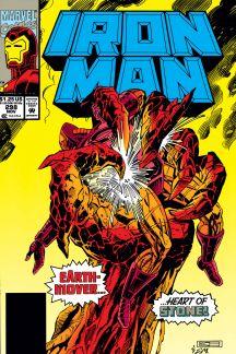 Iron Man #298