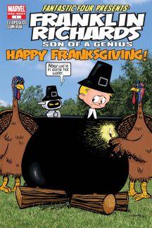 Franklin Richards: Happy Franksgiving! #1