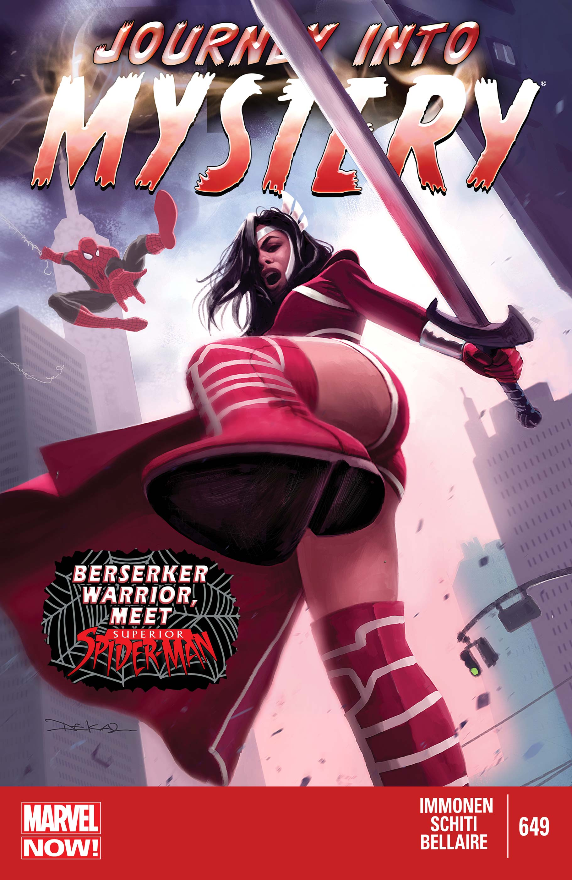 Journey Into Mystery (2011) #649