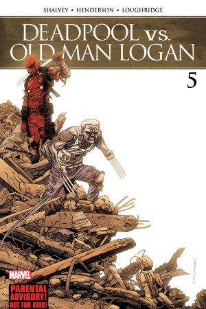 Deadpool Vs. Old Man Logan (2017) #5