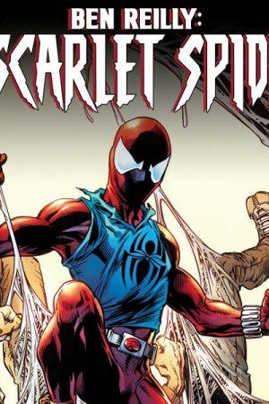 Ben Reilly: Scarlet Spider (2017 - Present)