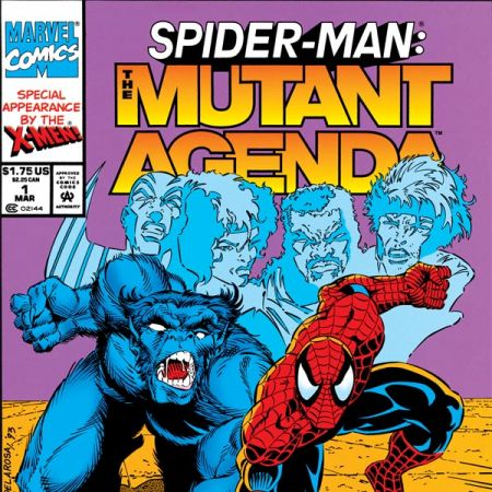 Spider-Man: The Mutant Agenda