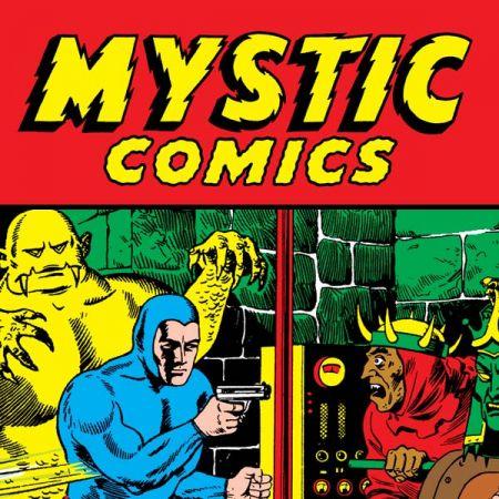 Mystic Comics (1940 - Present)