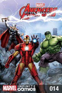 Marvel Universe Avengers: Ultron Revolution #14