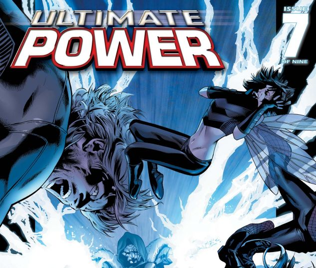ULTIMATE POWER (2006) #7