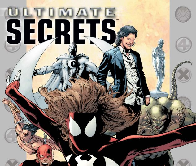 Ultimate Secrets (2008) #1