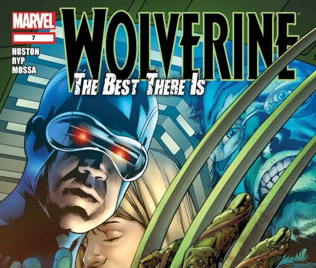 Wolverine: The Best There Is (2010) #7
