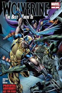 Wolverine: The Best There Is (2010) #9
