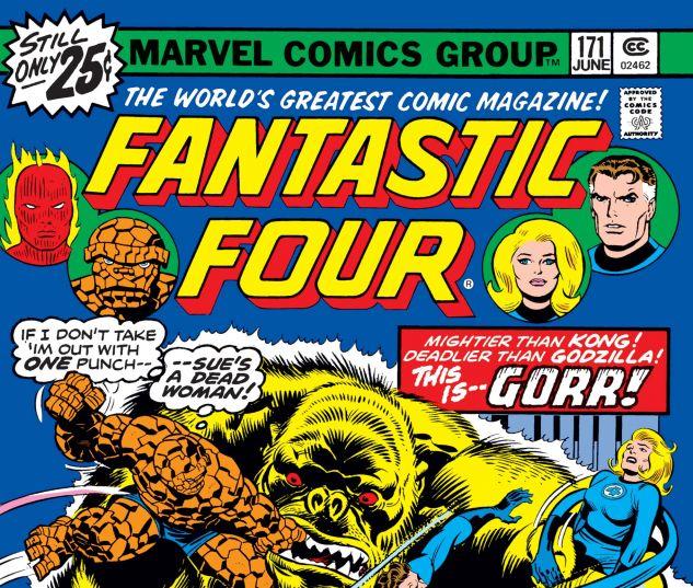 Fantastic Four (1961) #171