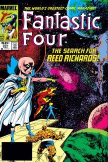 Fantastic Four (1961) #261