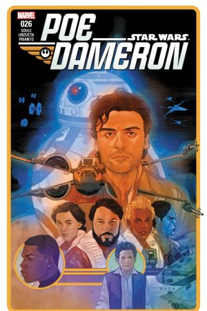 Star Wars: Poe Dameron #26