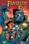 Fantastic Five (2007) #3