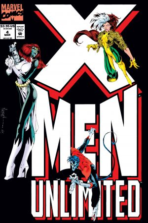 X-Men Unlimited (1993) #4