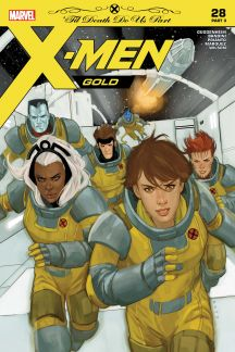 X-Men: Gold #28