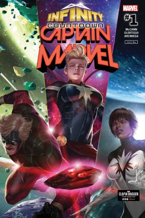 Infinity Countdown: Captain Marvel #1