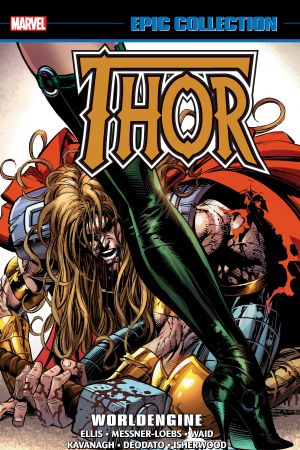 Thor Epic Collection: Worldengine (Trade Paperback)