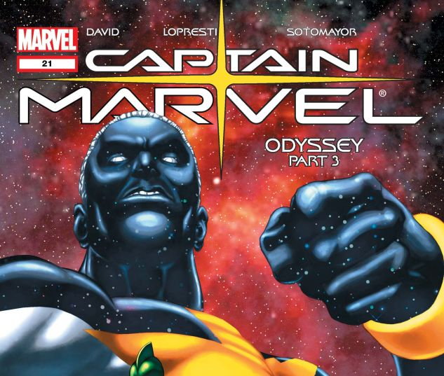 Captain Marvel (2002) #21