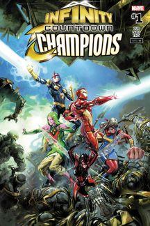 Infinity Countdown: Champions #1