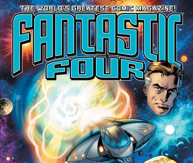 Fantastic Four (2012) #2