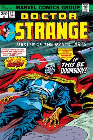Doctor Strange (1974) #12