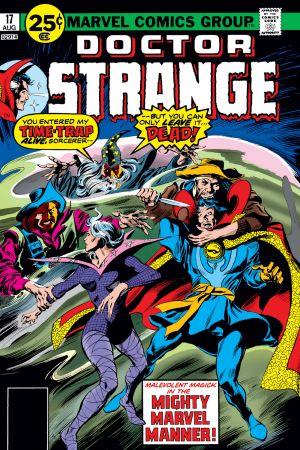 Doctor Strange (1974) #17