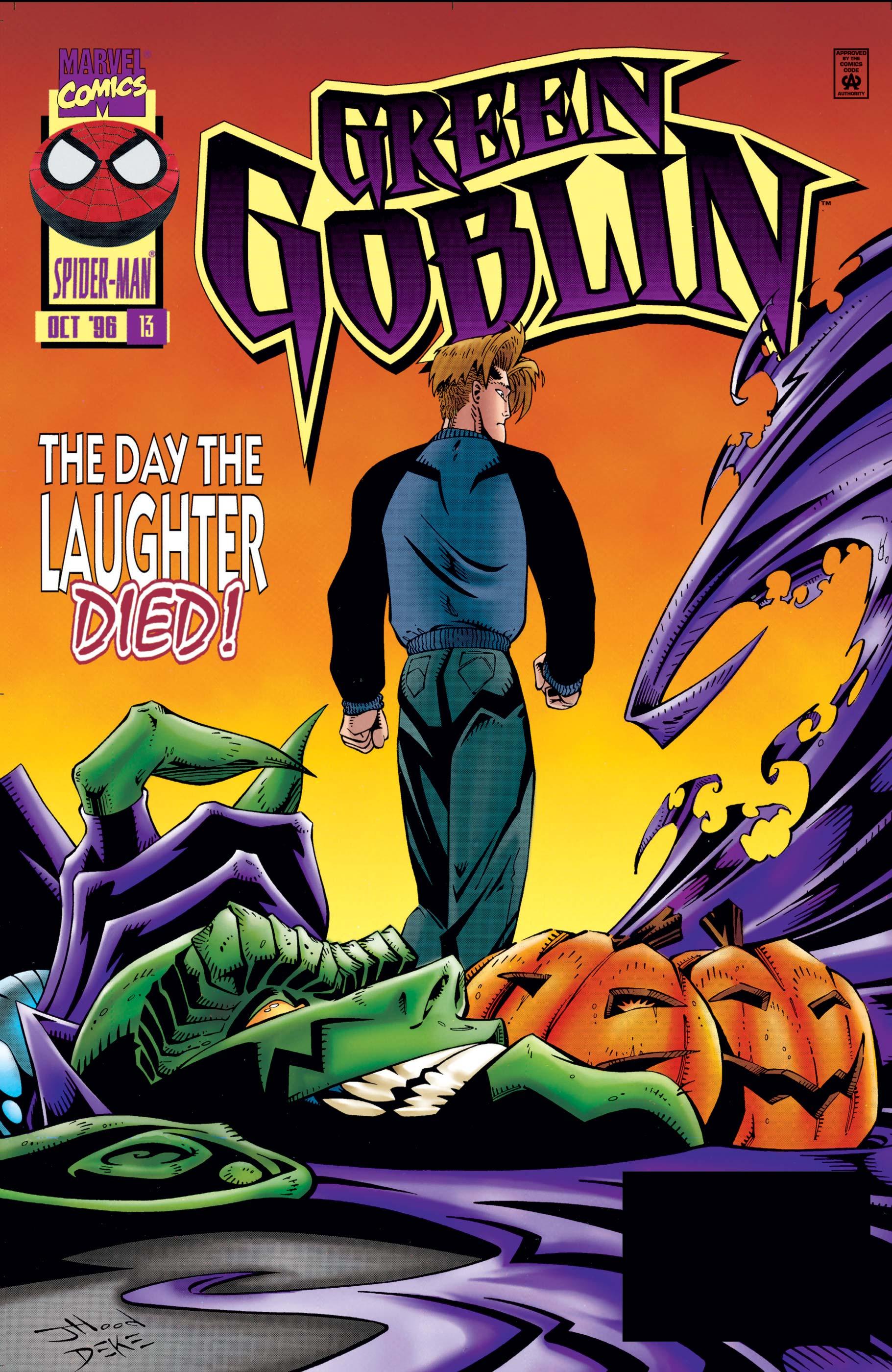 Green Goblin (1995) #13