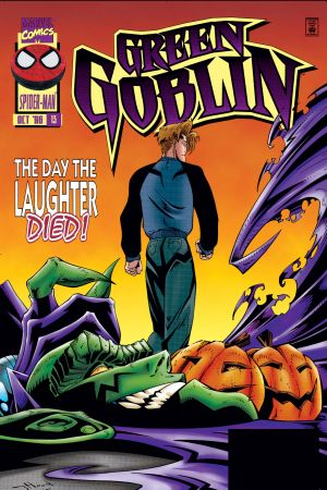 Green Goblin #13