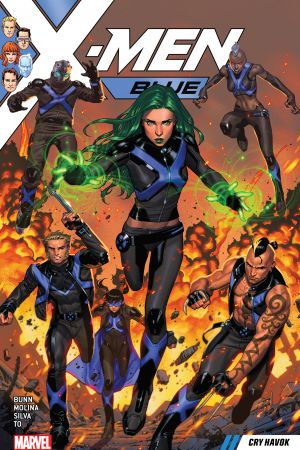 X-Men Blue Vol. 4: Cry Havok (Trade Paperback)