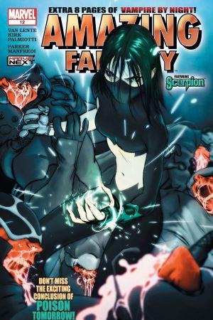 Amazing Fantasy #12