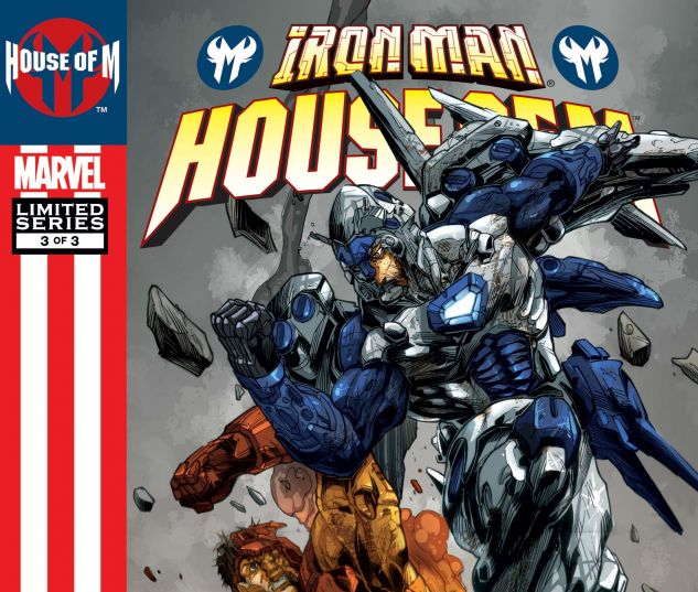 Iron Man: House of M (2005) #3