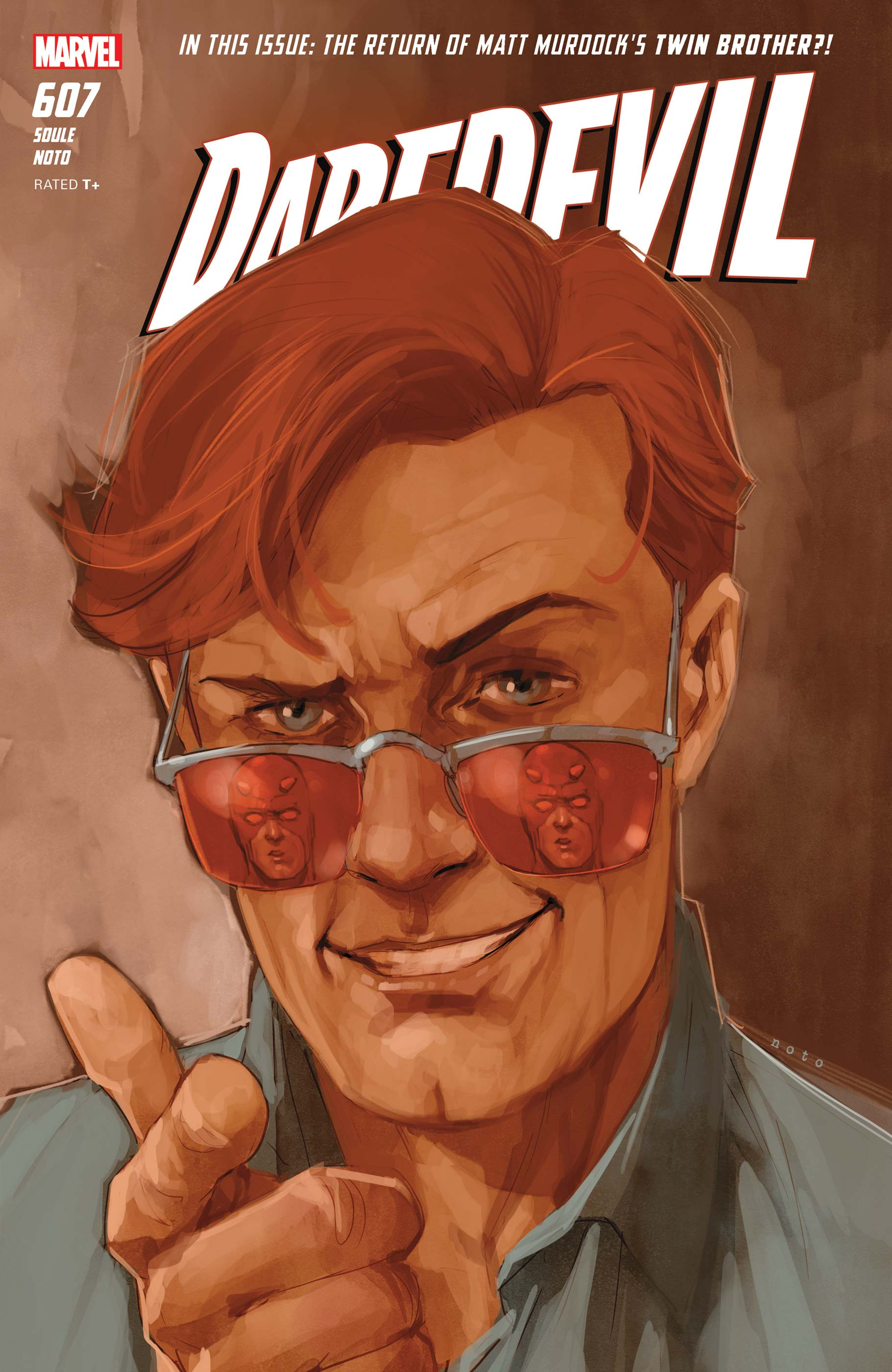 Daredevil (2015) #607