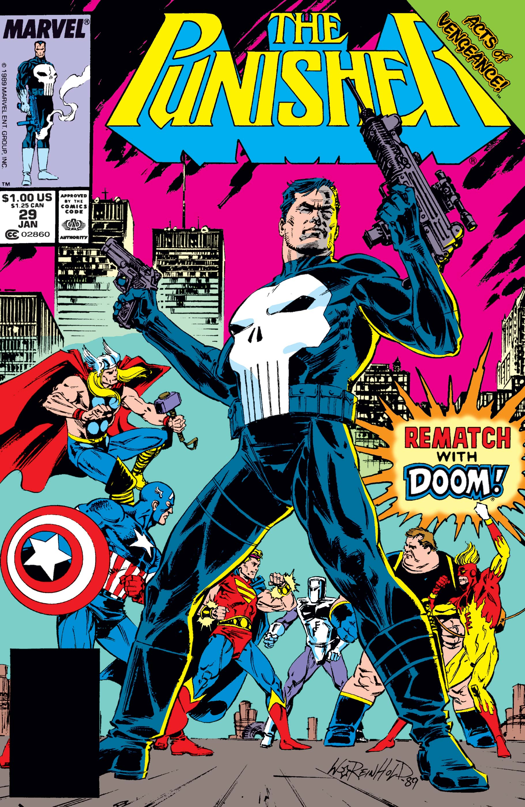The Punisher (1987) #29