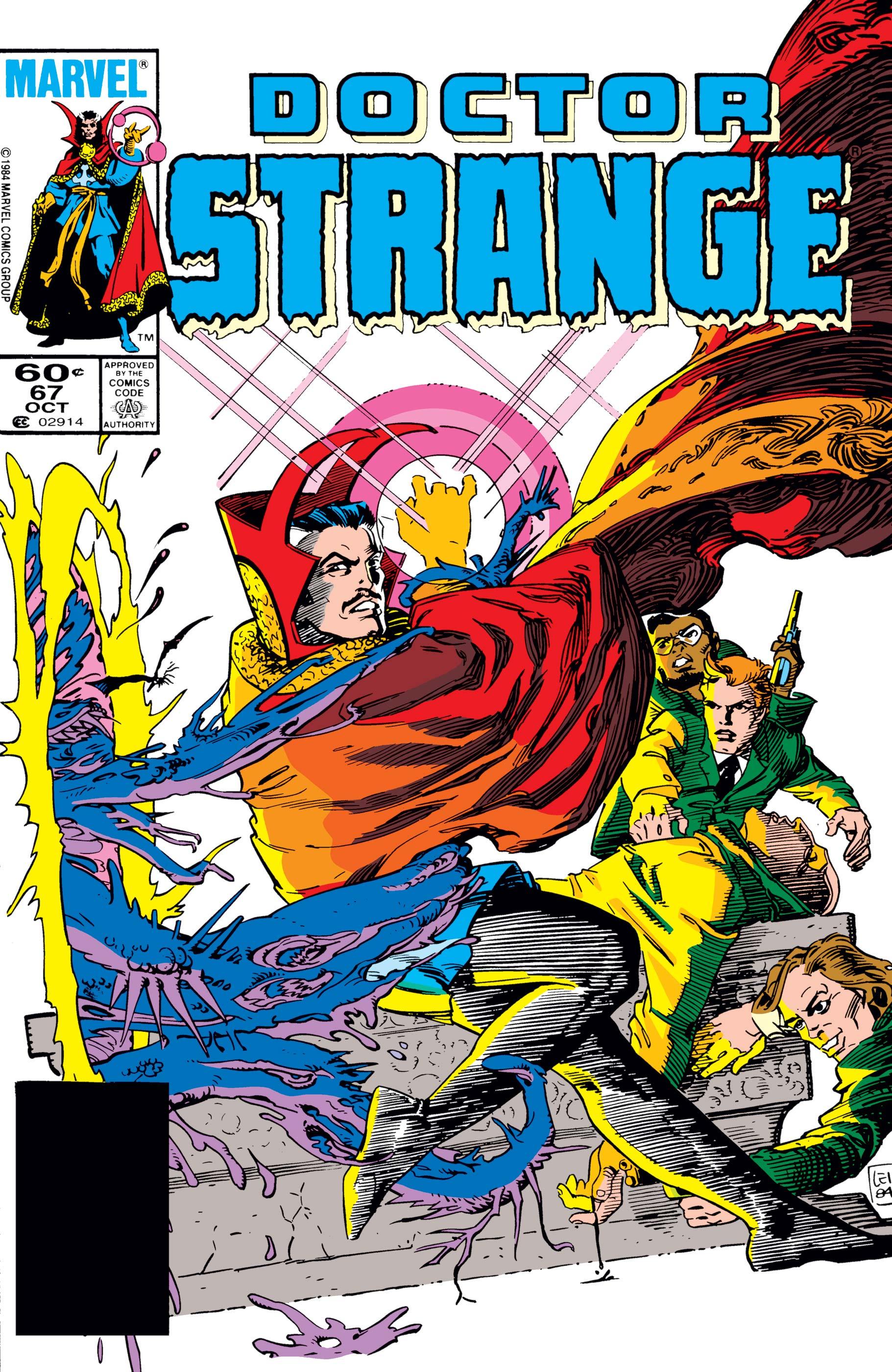 Doctor Strange (1974) #67