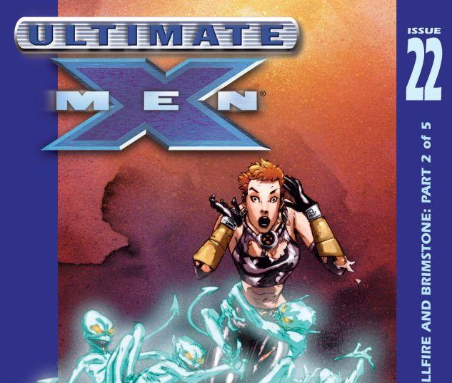 Ultimate X-Men (2001) #22