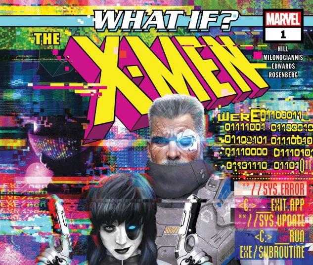 What If? X-Men (2018) #1