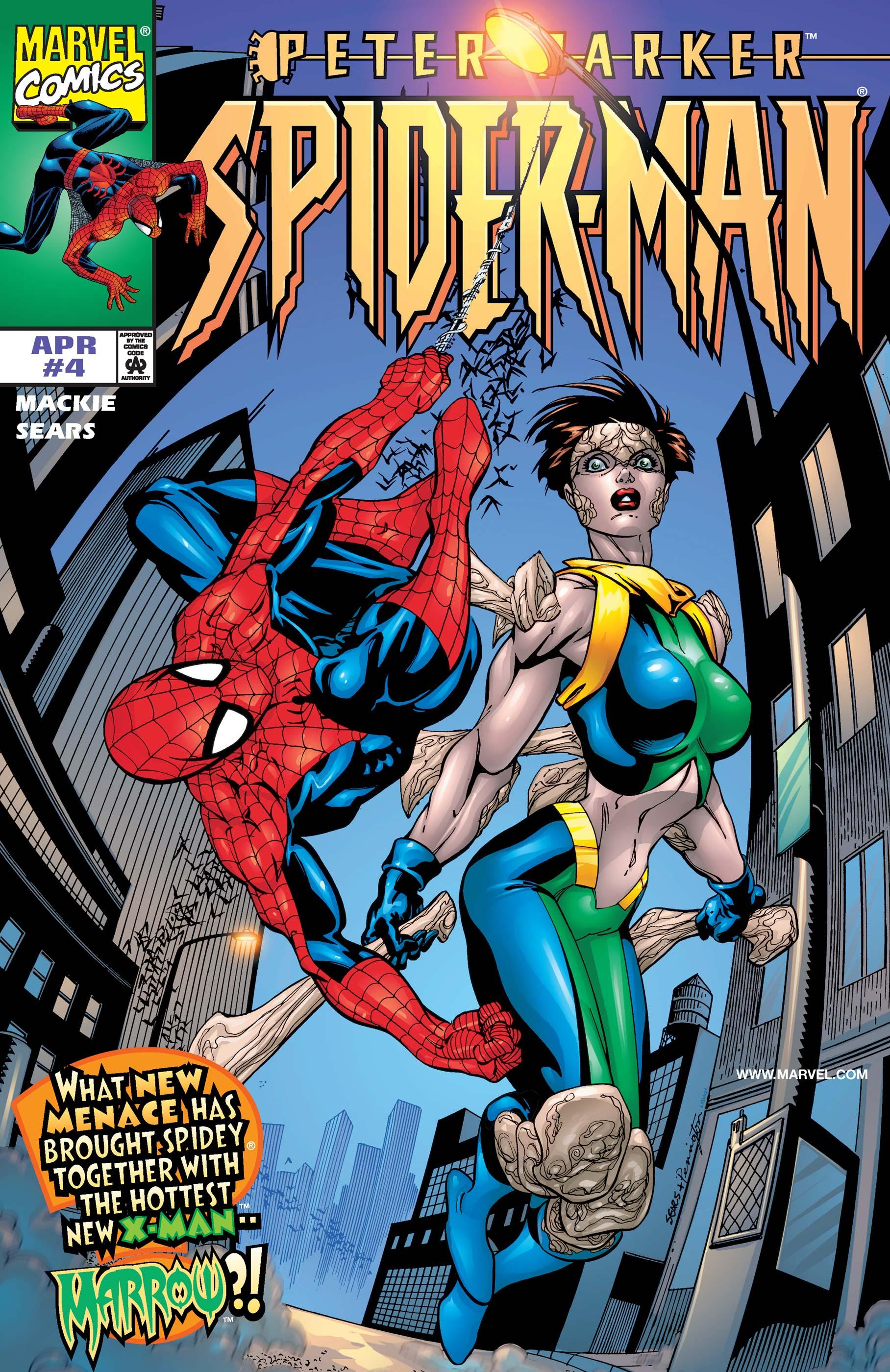Peter Parker: Spider-Man (1999) #4