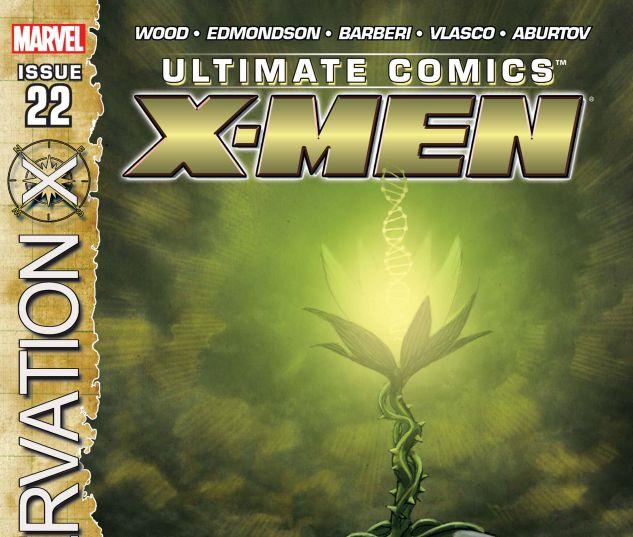 Ultimate Comics X-Men (2011) #22