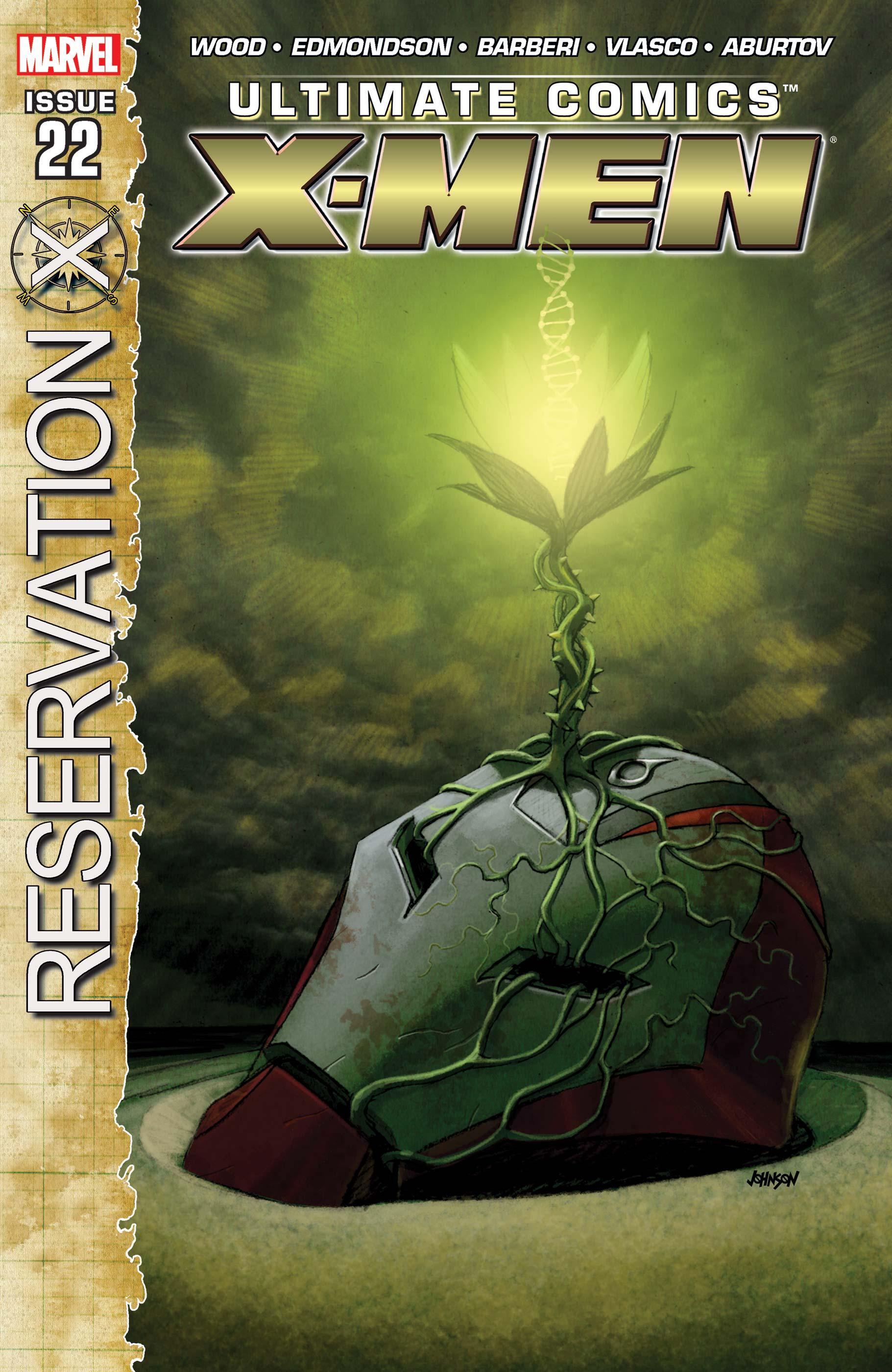 Ultimate Comics X-Men (2010) #22
