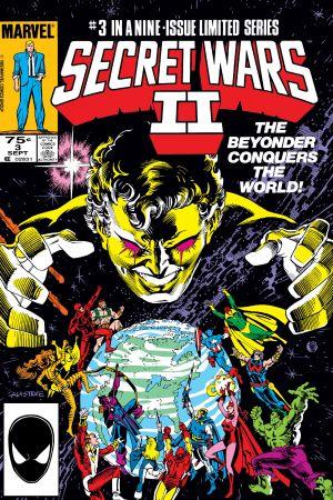 Secret Wars II (1985) #3