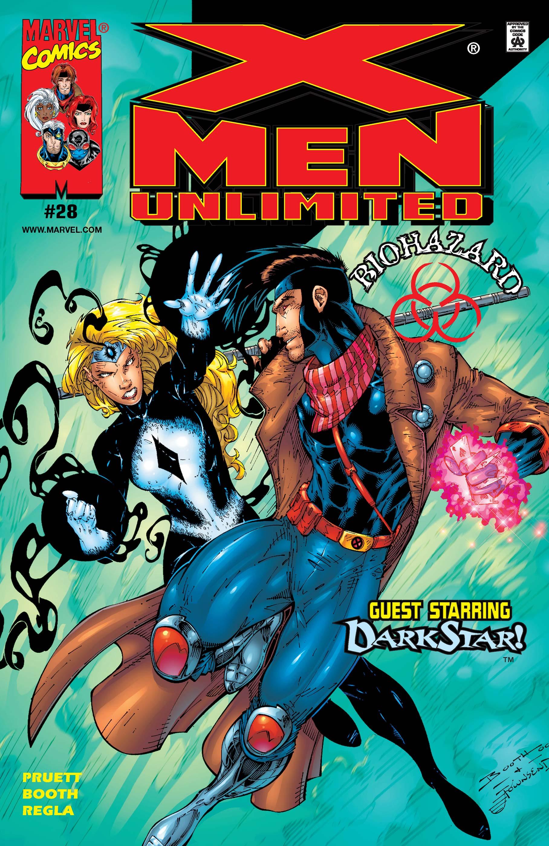 X-Men Unlimited (1993) #28
