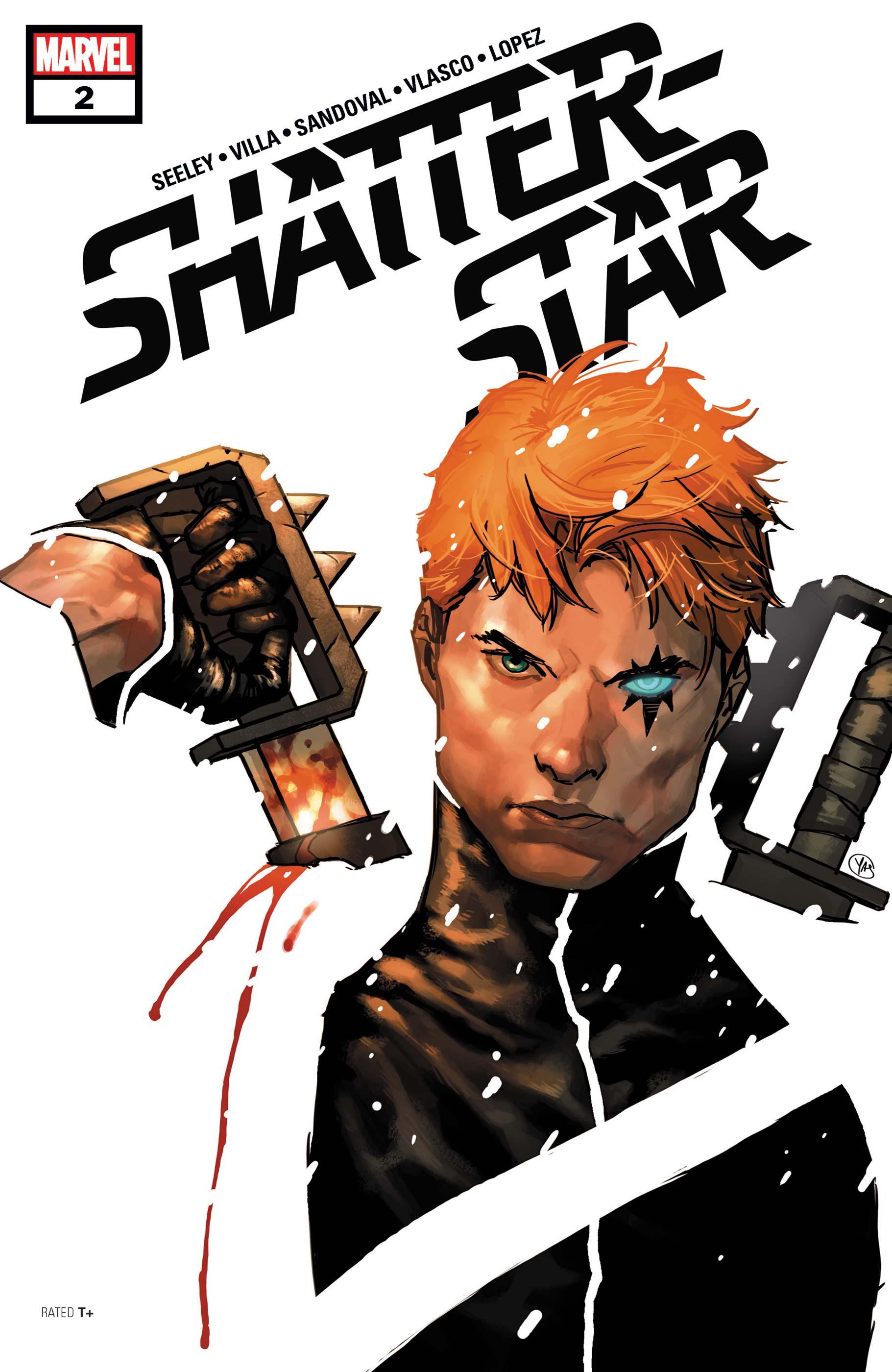 Shatterstar (2018) #2